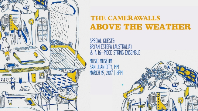 The Camerawalls: Above The Weather