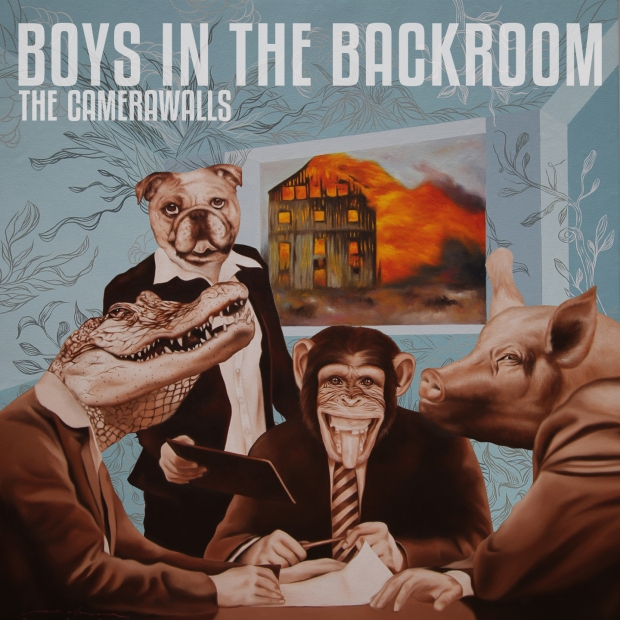 Boys In The Backroom - The Camerawalls